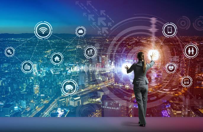 Revolution Of Future Technology: Internet Of Things (IoT), Power Of Internet