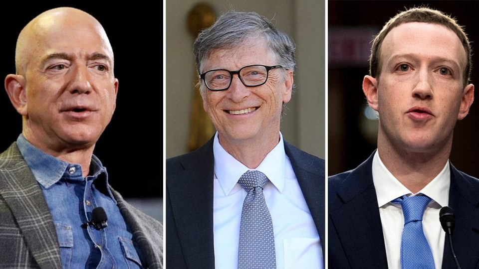 American billionaires richer by $434 billion during the pandemic