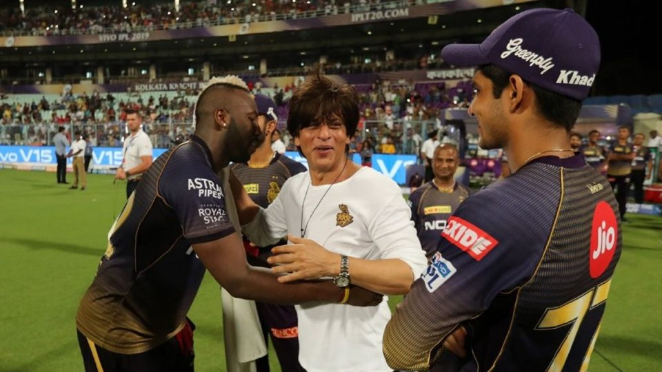 Shah Rukh came across as very passionate about KKR, says Gower