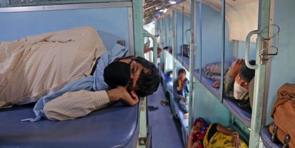 UP wants more Shramik trains to send workers home