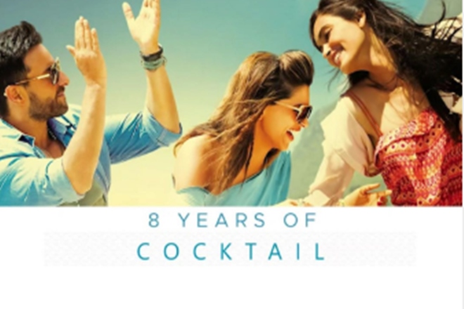 8 years of Cocktail